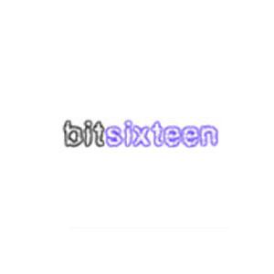 Logotipo Bitsixteen
