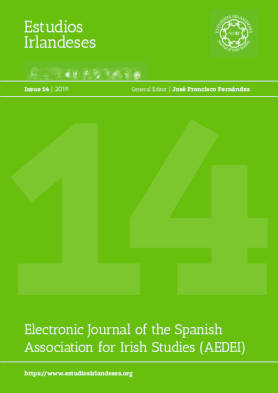 Journal of Irish Studies cover